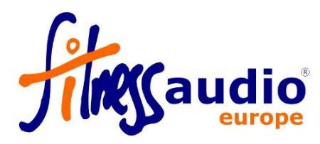 Fitness Audio Europe aps